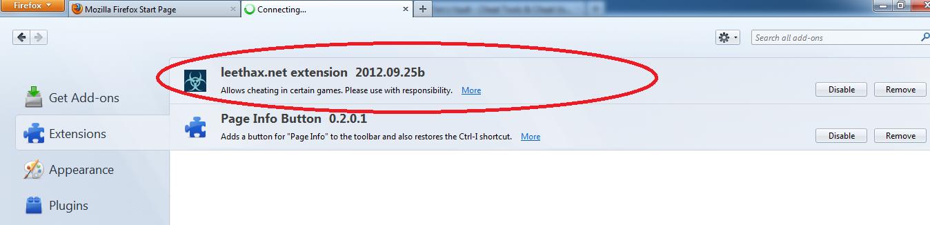 Leethax Internet Explorer Download